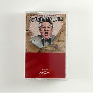 Jerry Clower's Greatest Hits 1994 Cassette MCA
